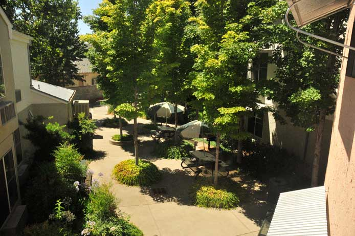 Image of Campbell Commons in Chico, California