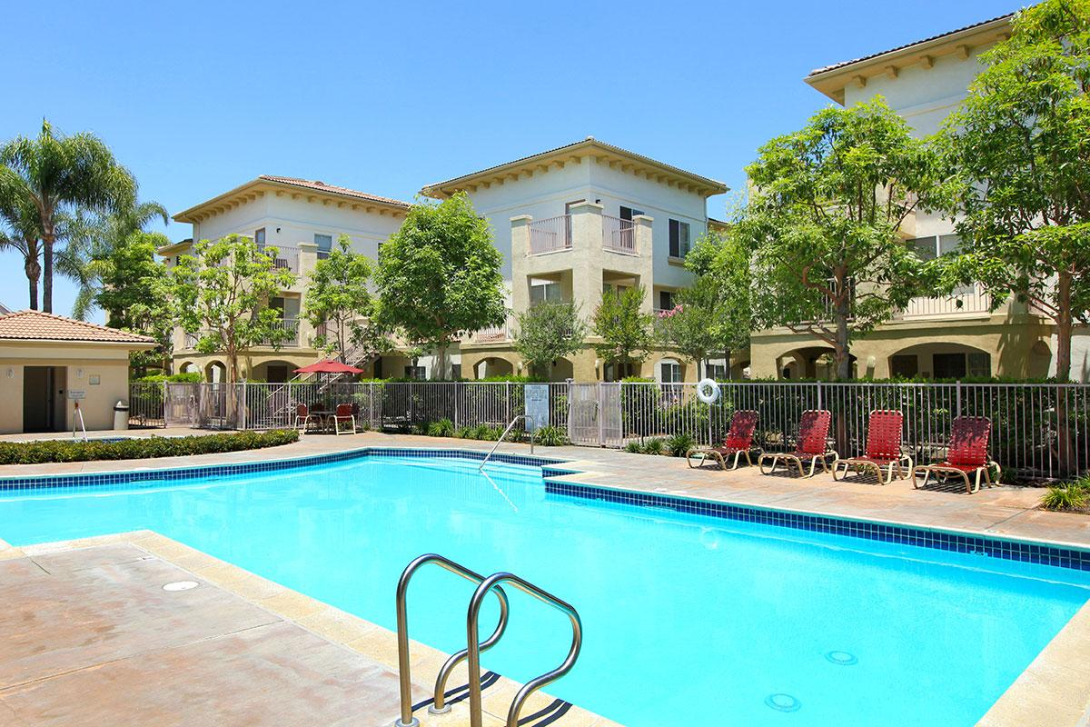 Image of Courtyard Apartments in Fullerton, California