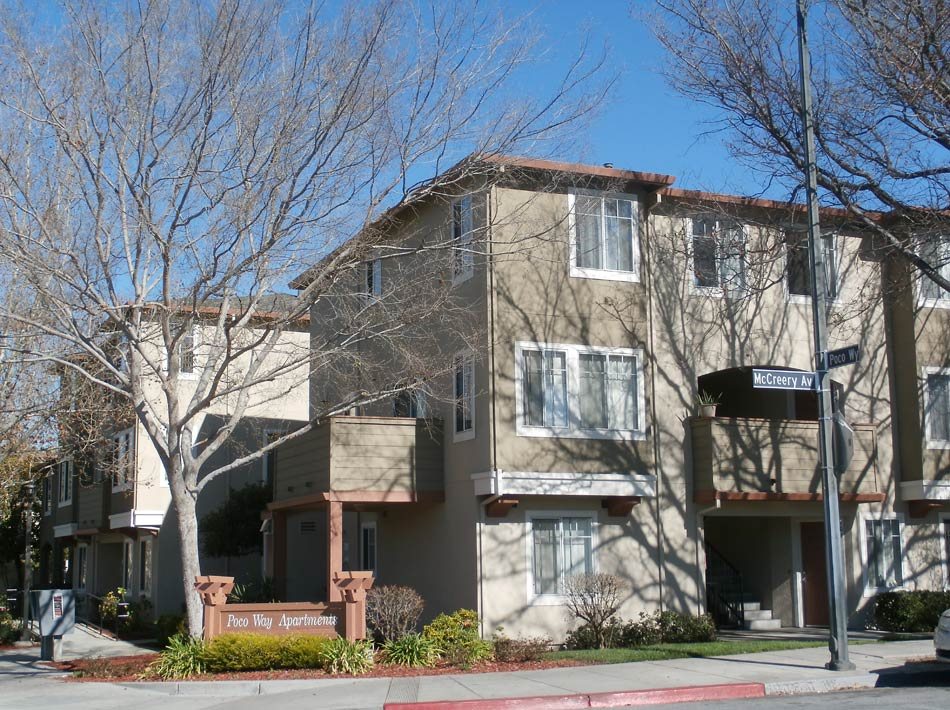 Image of Poco Way Apartments in San Jose, California