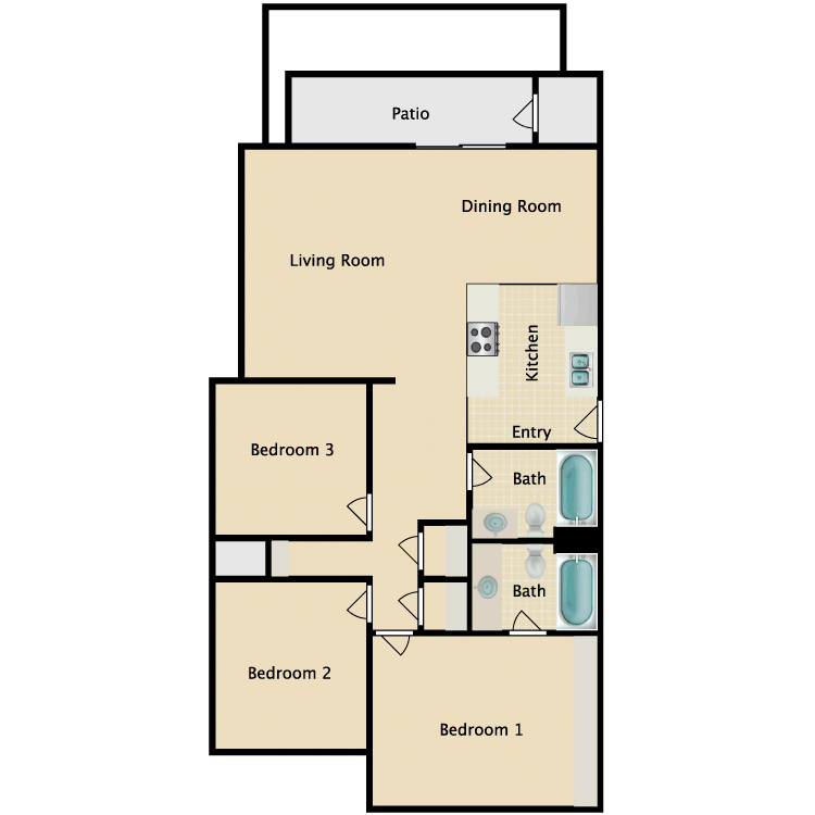 Low Income Apartment Guide: The Village At 9th Apartments