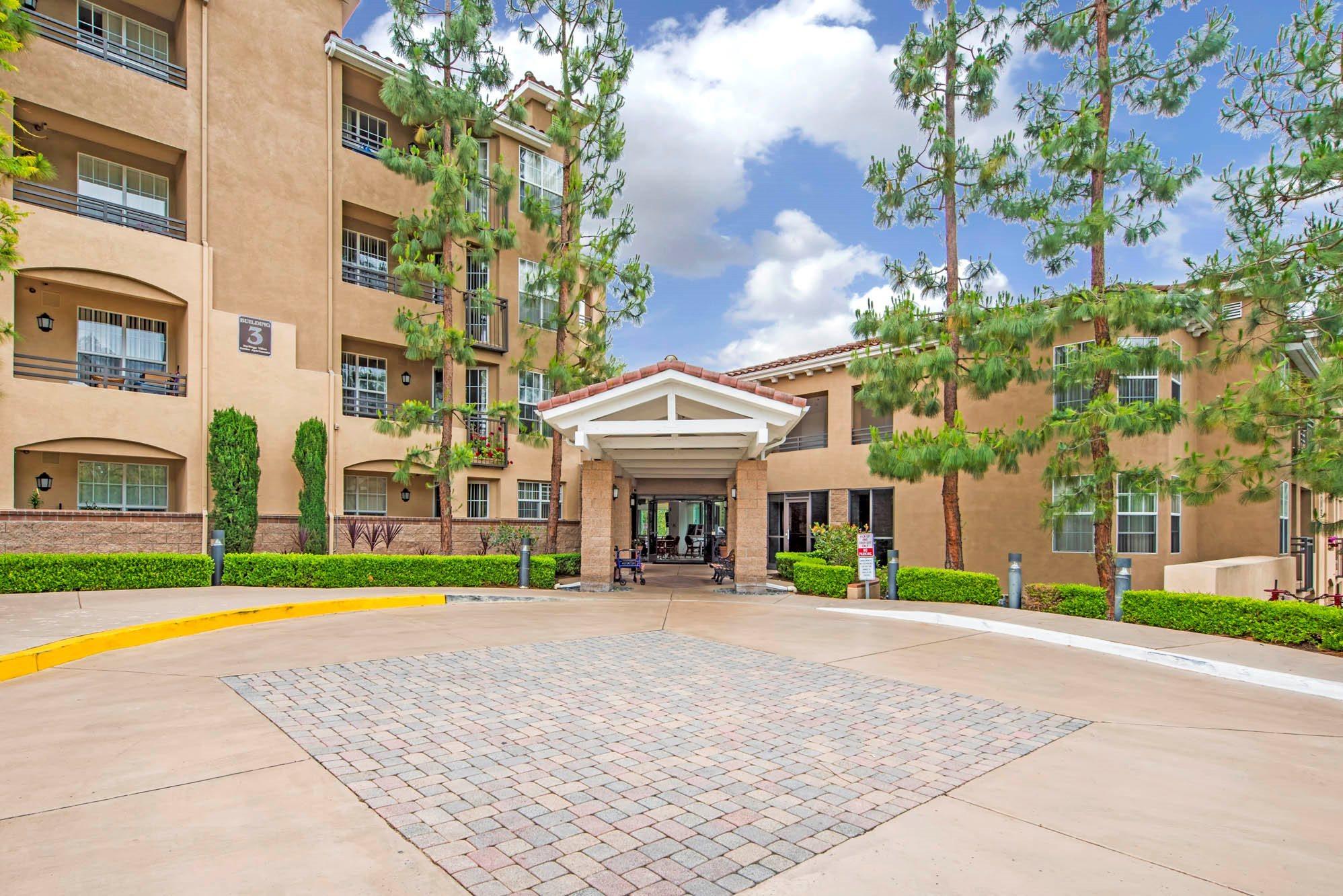 Image of Heritage Villas Senior Apartments in Mission Viejo, California