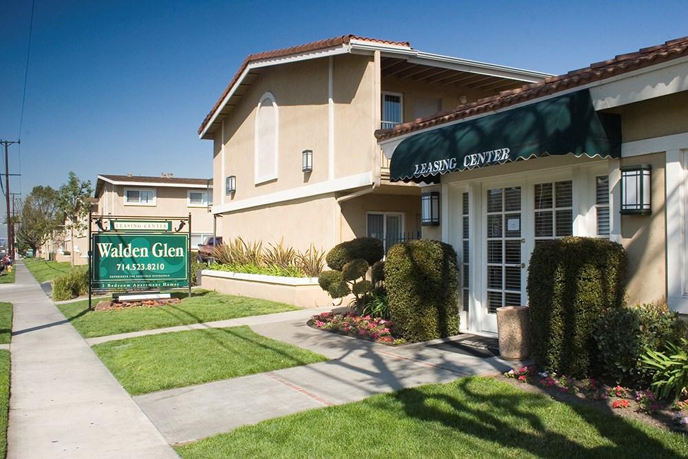Image of Walden Glen Apartments in Buena Park, California