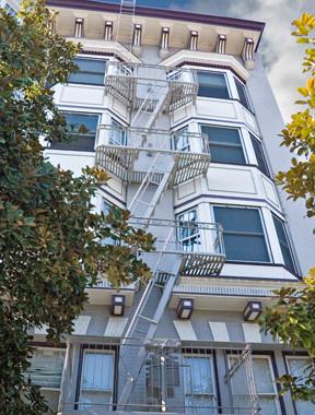 Image of Ellis Street Apartments in San Francisco, California