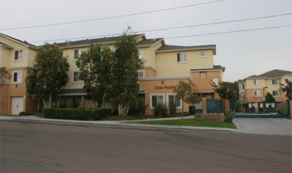 Image of Casa Puleta Apartments in San Diego, California