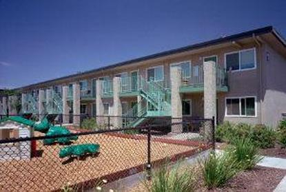 Image of Union Court Apartments in Manteca, California