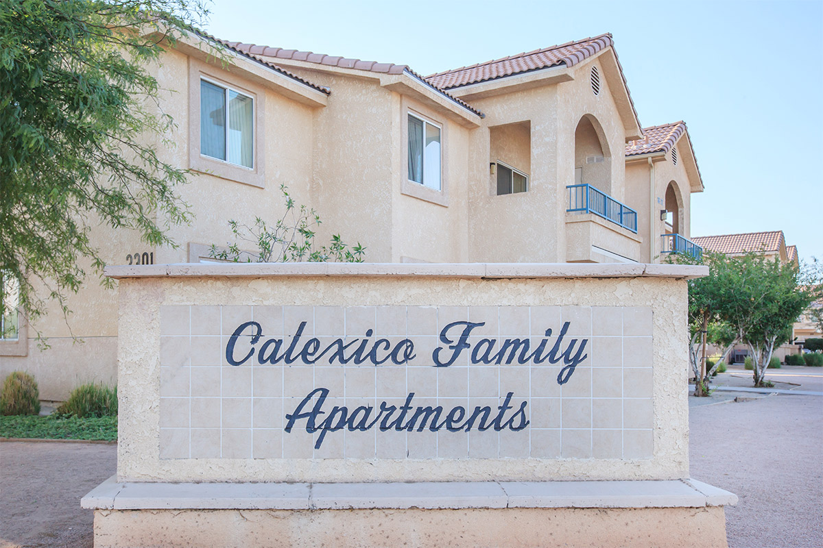 Image of Calexico Family Apartments in Calexico, California