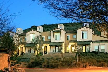 Image of Hillside Community Apartments in Poway, California