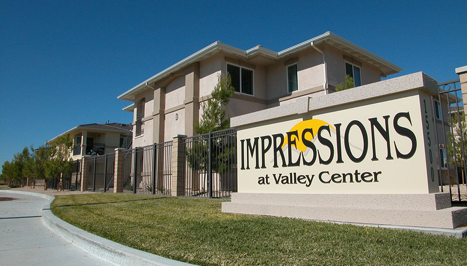 Image of Impressions at Valley Center in Victorville, California