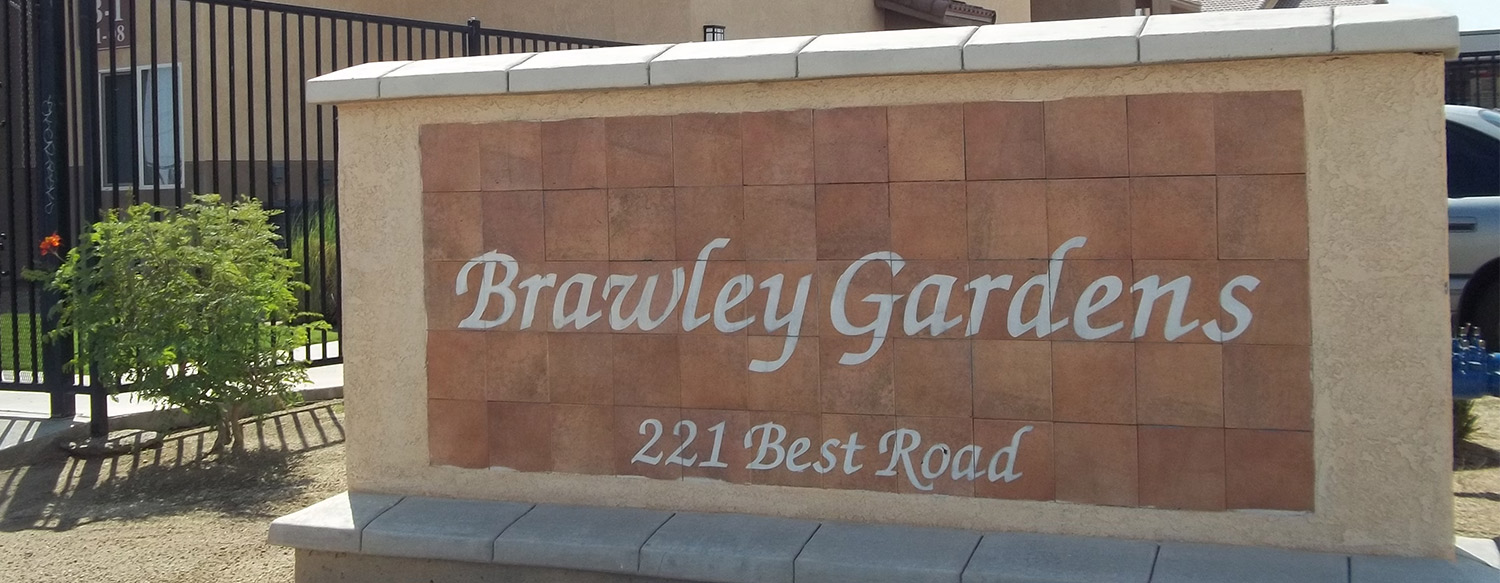 Image of Brawley Gardens Apartments in Brawley, California