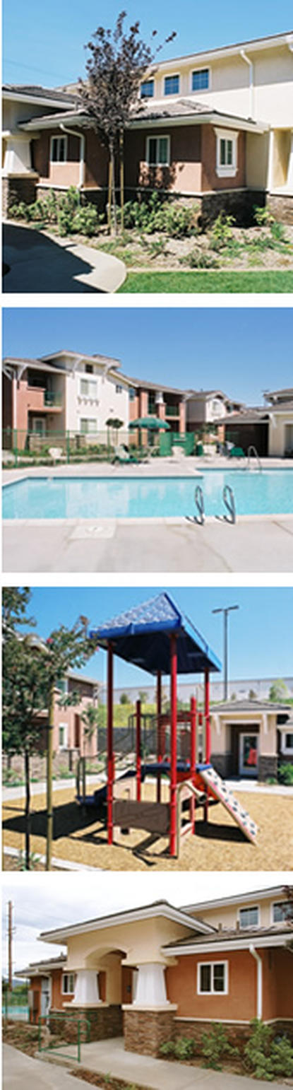 Image of Monte Vista Apartments in Murrieta, California