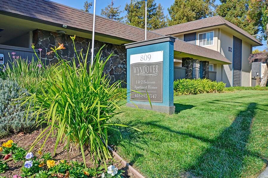 Image of Wyndover Apartments in Novato, California