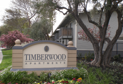 Image of Timberwood Apartments in San Jose, California