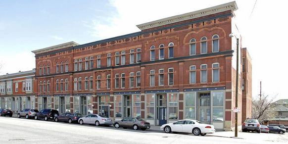 Image of Tallmadge Boyer Block in Denver, Colorado