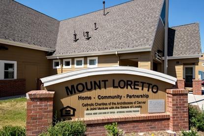 Image of Mount Loretto in Denver, Colorado
