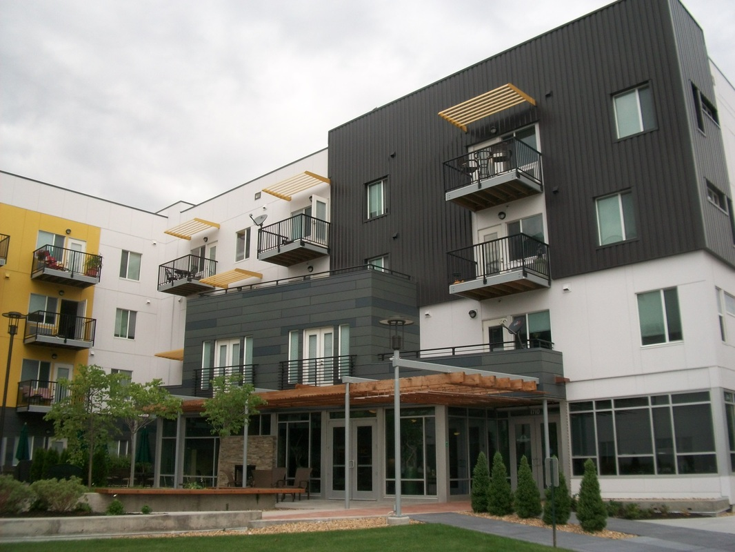 Image of Residences at Creekside in Lakewood, Colorado