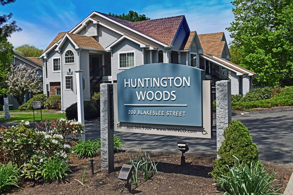 Image of Huntington Woods Apartments in Bristol, Connecticut