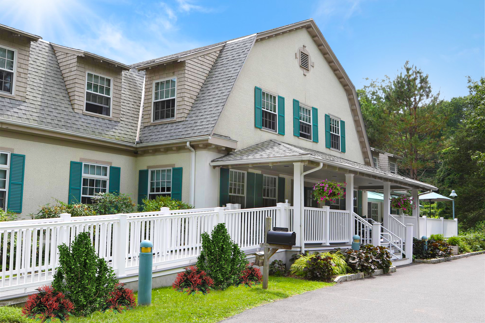Image of Parsonge Cottage Senior Residence in Greenwich, Connecticut