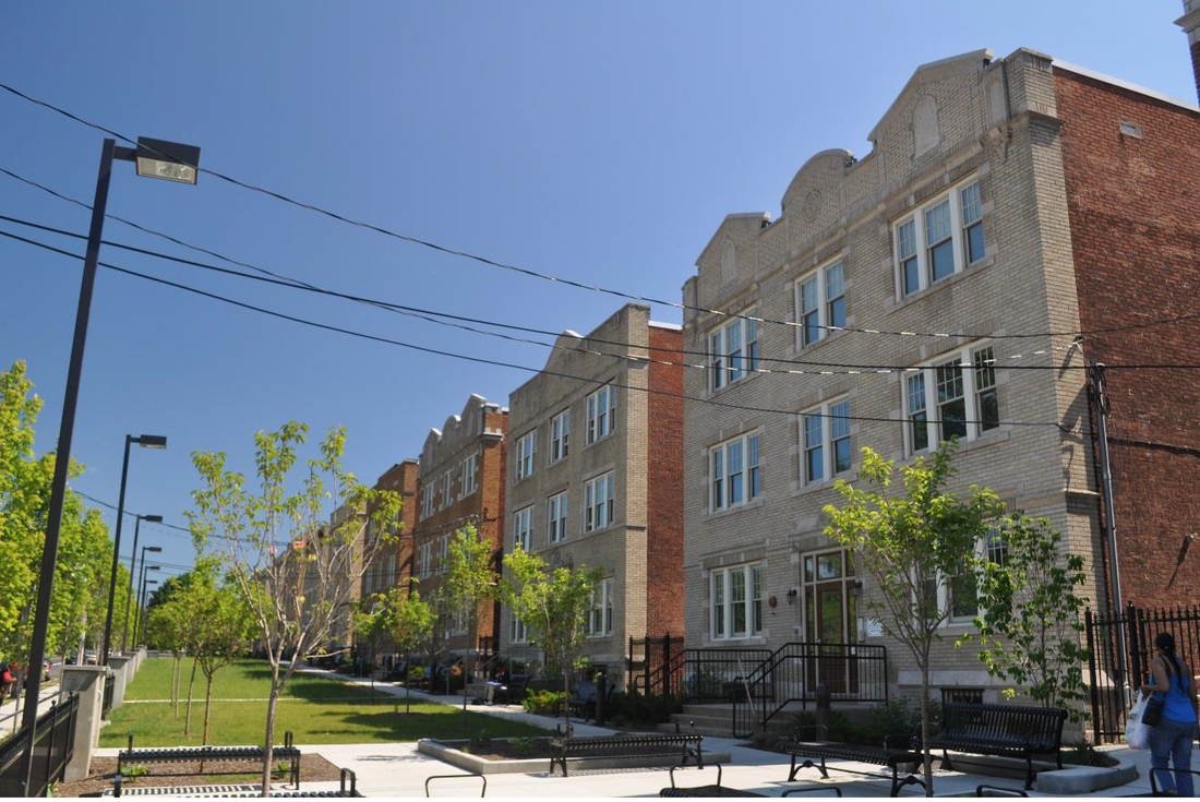 Image of 4-40 Vine Street Apartments in Hartford, Connecticut