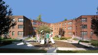 Image of West Court Apartments in Wilmington, Delaware