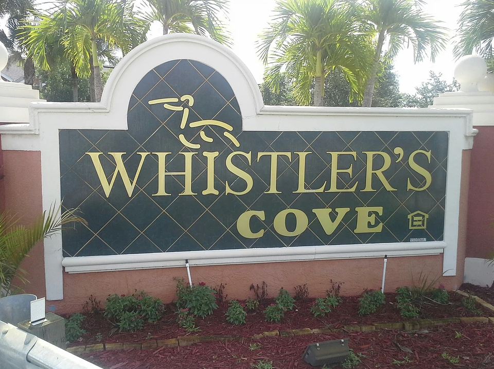 Image of Whistlers Cove in Naples, Florida
