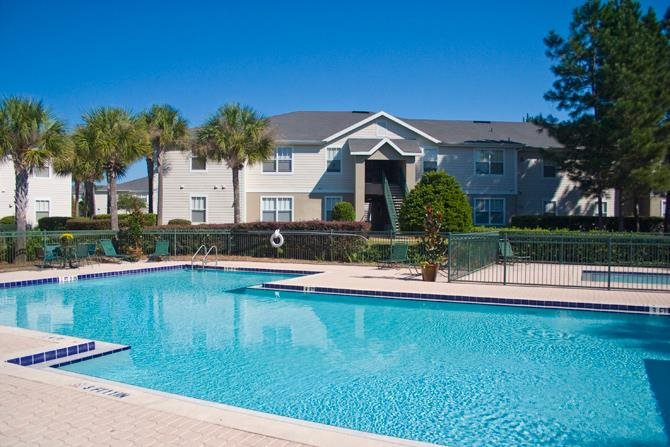 Image of Windsong Apartments in Lake City, Florida