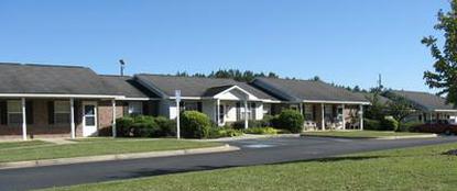 Image of Laurel Village Apartments in Wadley, Georgia
