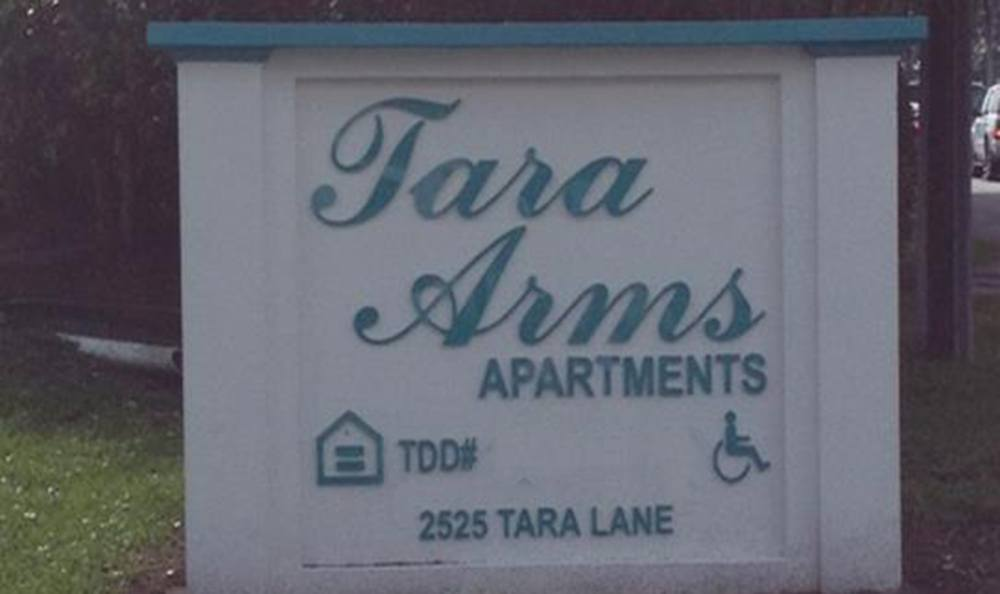 Image of Tara Arms Apartments in Brunswick, Georgia