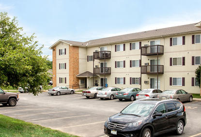 Image of Valley View Apartments in Cedar Rapids, Iowa