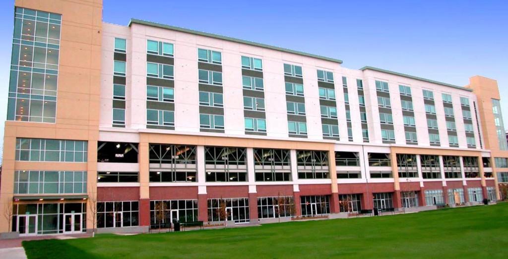 Image of Civic Plaza in Boise, Idaho