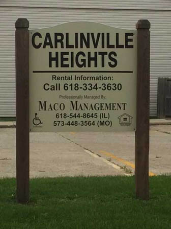 Image of Carlinville Heights Apartments