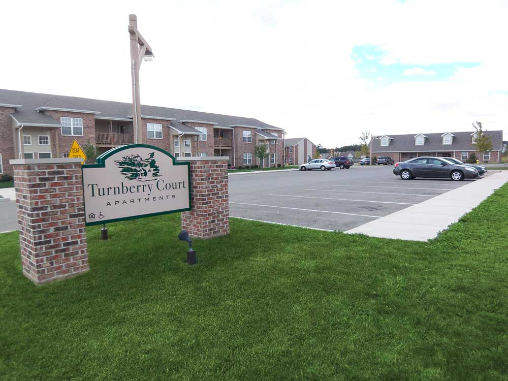 Image of Turnberry Court Apartments in Ottawa, Illinois