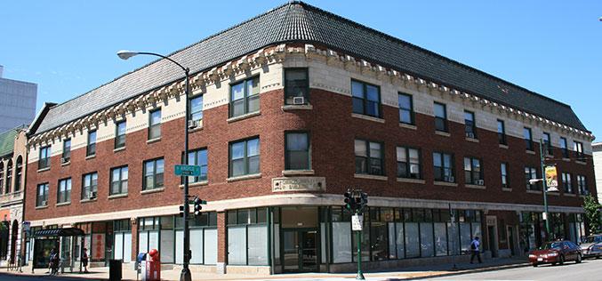 Image of Harold Washington Apartments