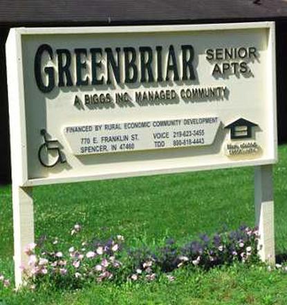 Image of Greenbriar Senior Apartments