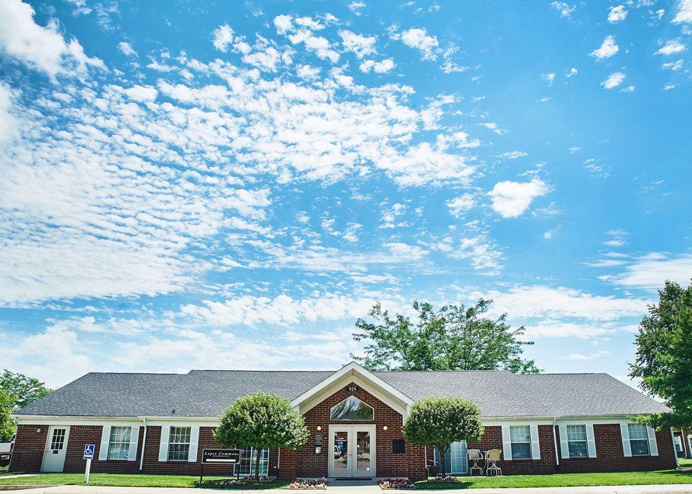 Blue Ridge Terrace Apartments