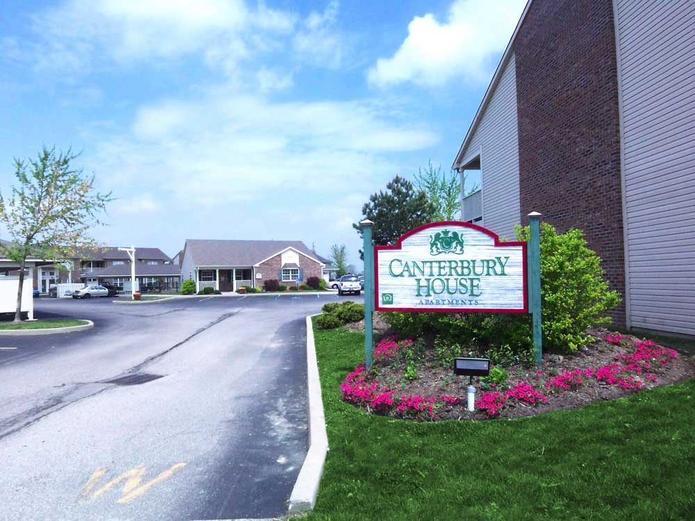 Image of Canterbury House Apartments - Batesville