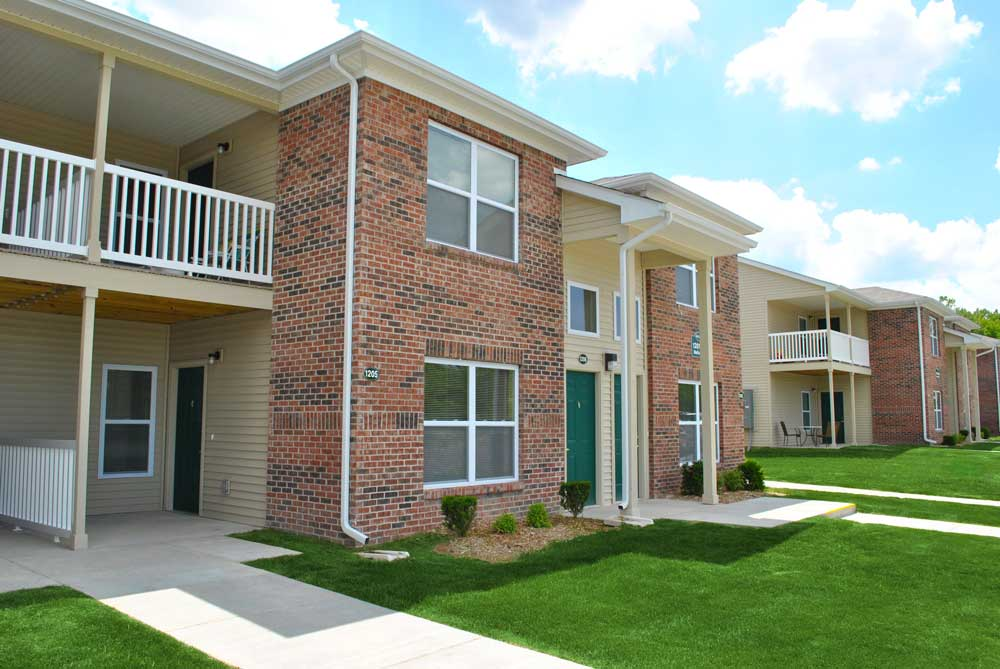 Image of Canterbury House Apartments - Michigan City II in La Porte, Indiana