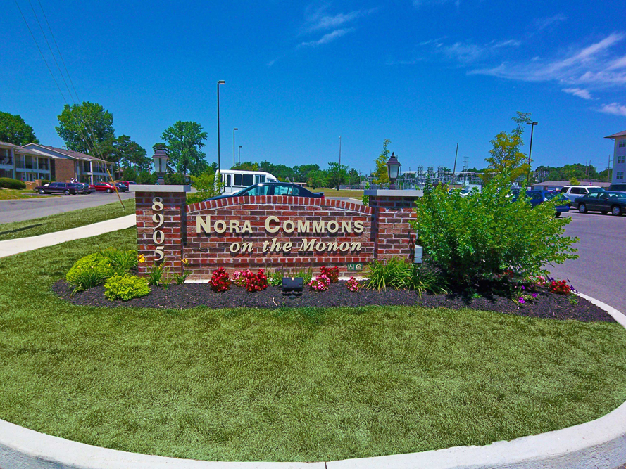 Image of Nora Commons on the Monon