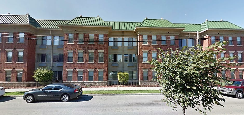 Image of Saratoga Place Apartments I & II in Newport, Kentucky