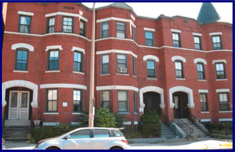 Image of Victory Housing on Warren Street in Boston, Massachusetts