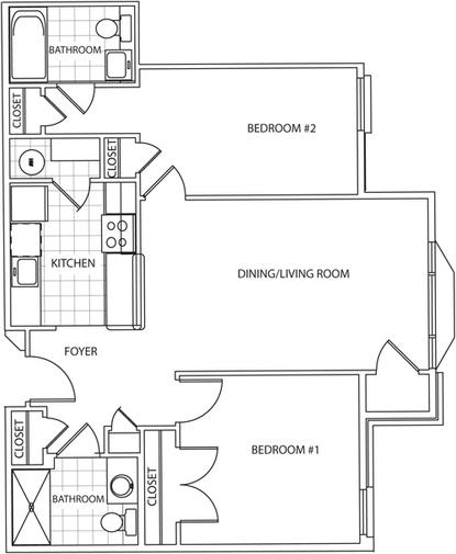 Southside Communities Apartments Rentals: Victoria Park At North East