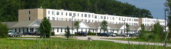 Image of Larrabee Village in Westbrook, Maine