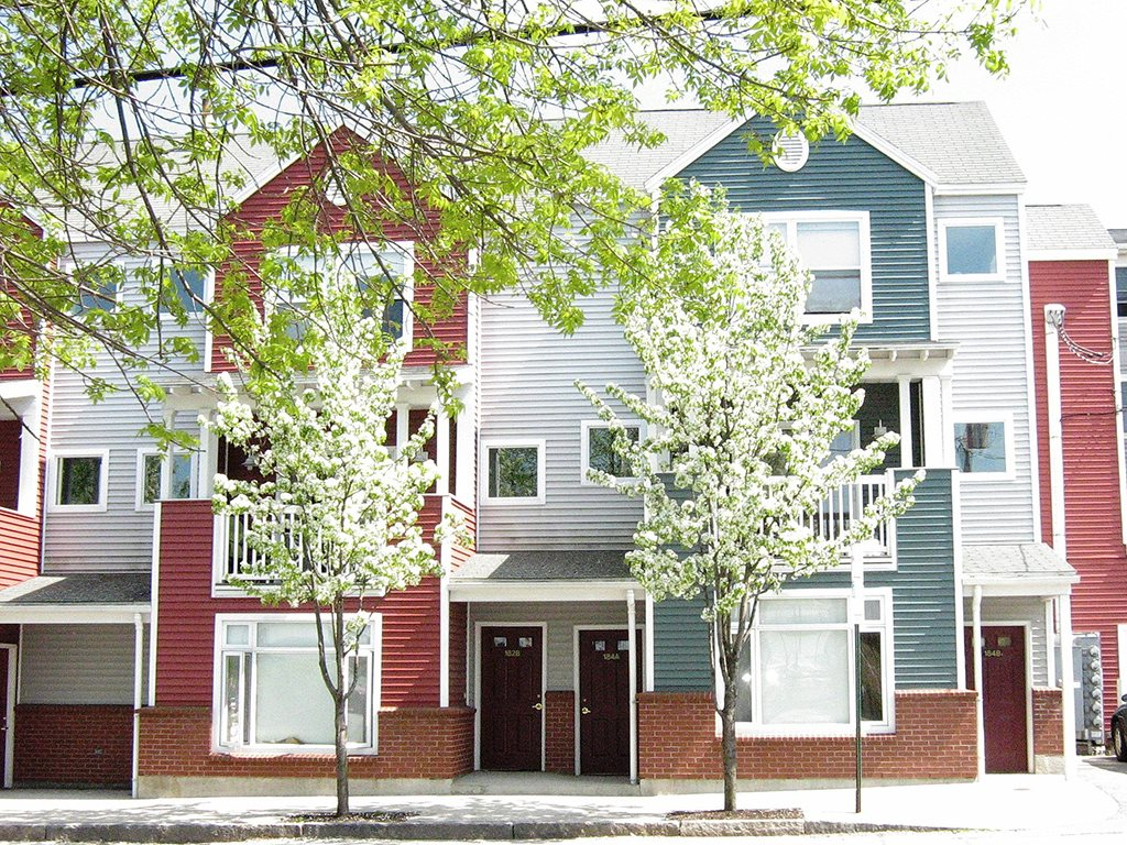 Image of Unity Village at Bayside in Portland, Maine