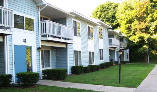 Image of Old Mill Apartments in Sand Lake, Michigan