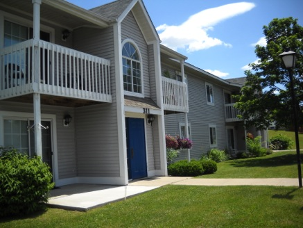 Image of Coloney Apartments in Lakeview, Michigan