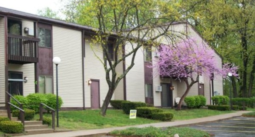 Image of Wooded View Apartments in Ionia, Michigan