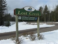 Image of Lost Creek in Marquette, Michigan