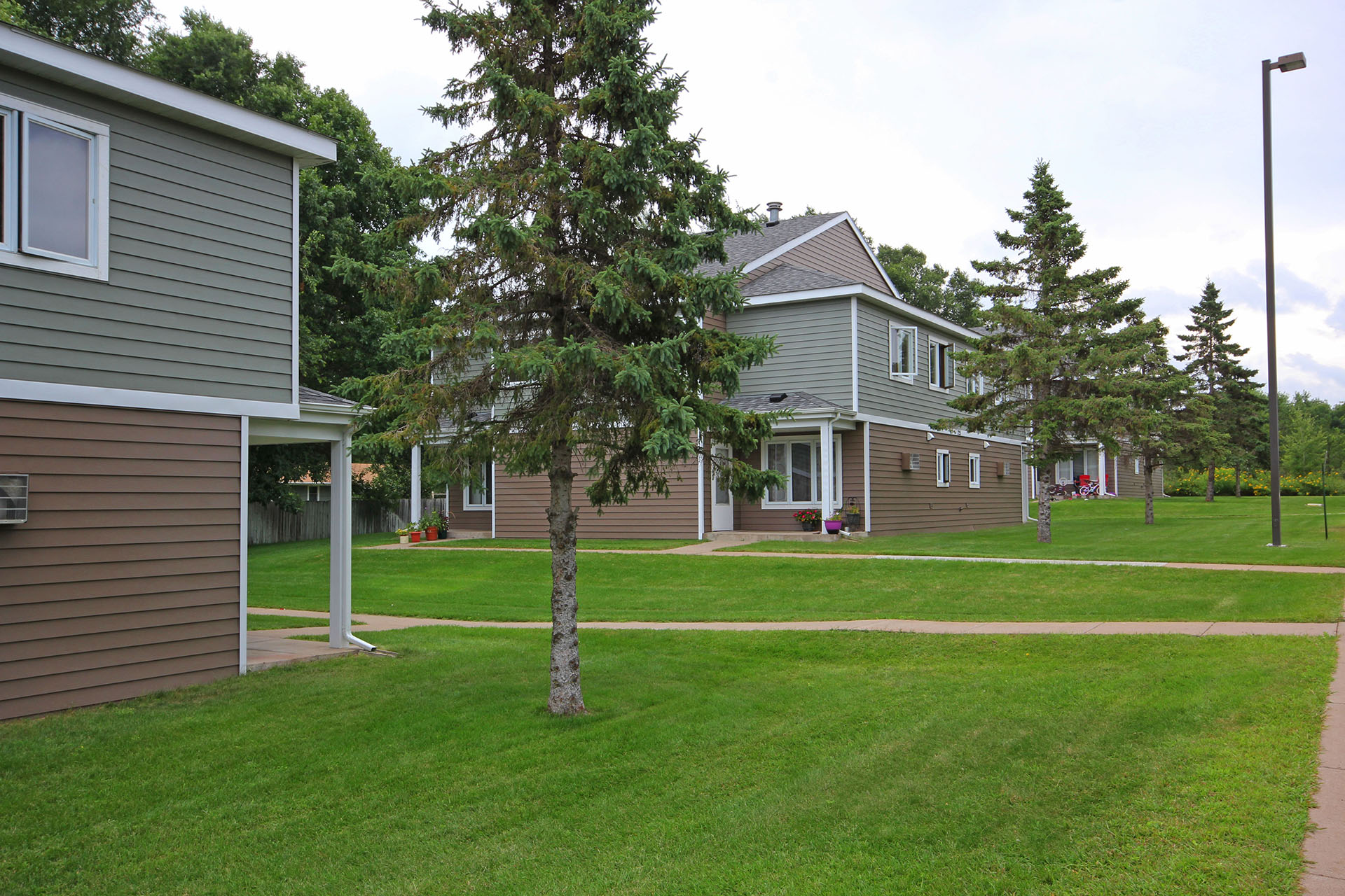 Image of Ridgeview I Apartments in Brainerd, Minnesota