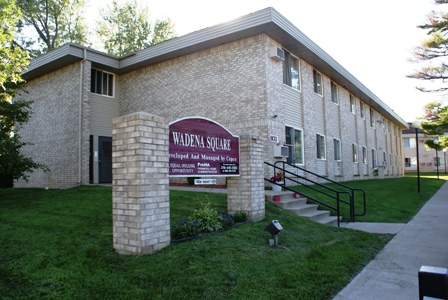 Image of Wadena Square Apartments in Wadena, Minnesota
