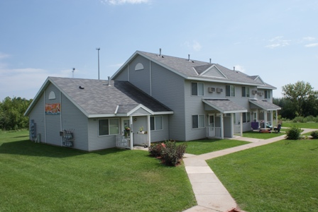 Image of Braham Square Townhomes in Braham, Minnesota