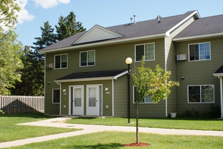 Image of Kinler Square Townhomes